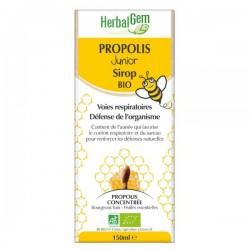 PROPOLIS JUNIOR SIROP BIO 150ML HERBALGEM