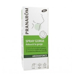 AROMAFORCE SPRAY GORGE 15ML BIO PRANAROM