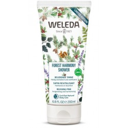 GEL DOUCHE FOREST HARMONY SHOWER BIO 200ML WELEDA