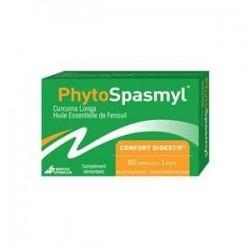 PHYTOSPASMYL CONFORT DIGESTIF 60 CAPSULES MAYOLY SPINDLER