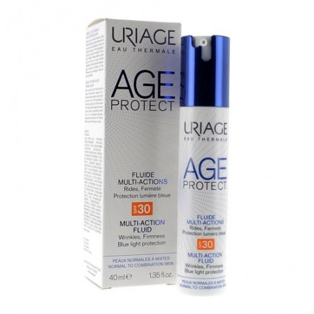 AGE PROTECT FLUIDE MUTLI-ACTIONS SPF30 40ML URIAGE