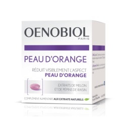 PEAU D'ORANGE COMPLEMENT ALIMENTAIRE OENOBIOL