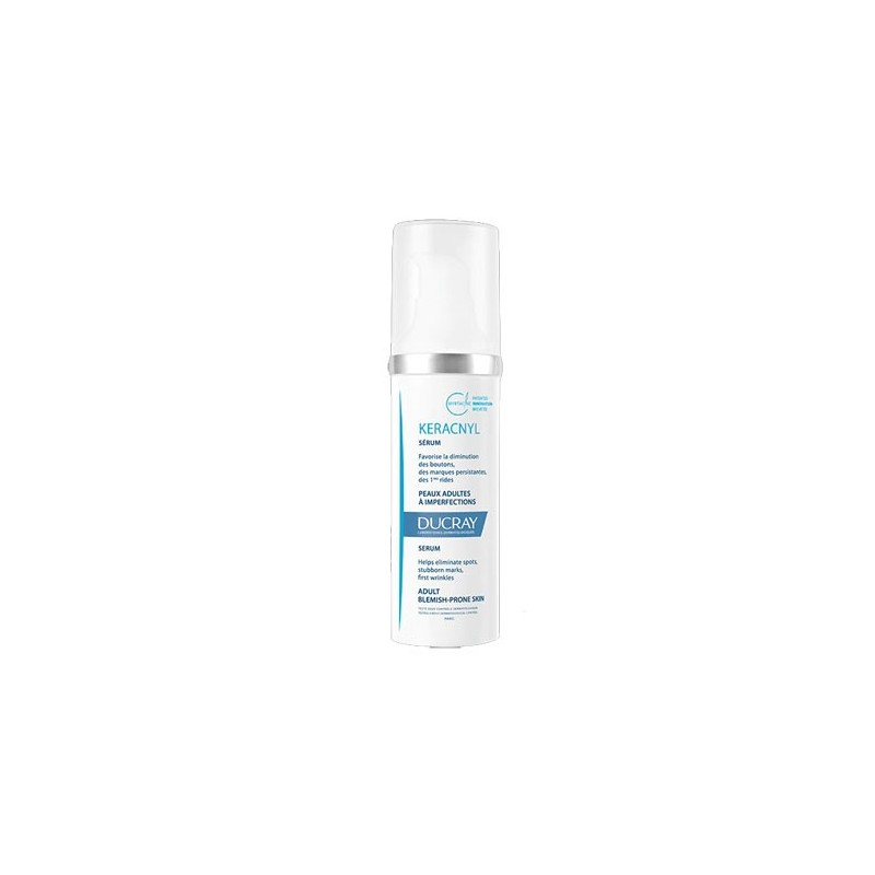 KERACNYL SERUM PEAUX ADULTES à IMPERFECTIONS 30ML DUCRAY