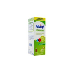ALVITYL DEFENSES SIROP 240ML URGO