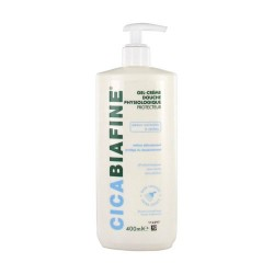 CICABIAFINE GEL CREME DOUCHE PHYSIOLOGIQUE PROTECTEUR 400ML BIAFINE