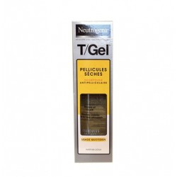 T/GEL PELLICULES SECHES SHAMPOOING ANTIPELLICULAIRE 250ML NEUTROGENA