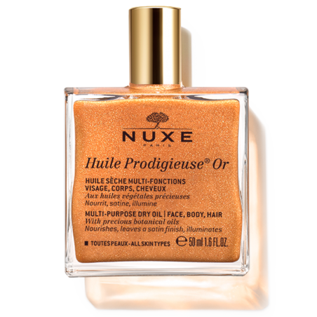 HUILE PRODIGIEUSE OR NUXE 50ml