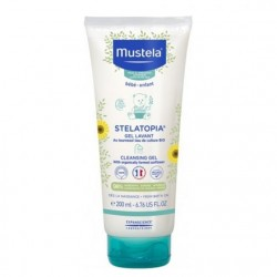 STELATOPIA GEL LAVANT 200ML MUSTELA
