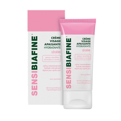 SENSIBIAFINE CREME VISAGE LEGERE 50ML BIAFINE