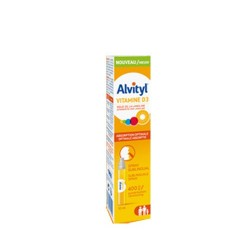 ALVITYL VITAMINE D3 SPRAY SUBLINGUAL 10ML URGO