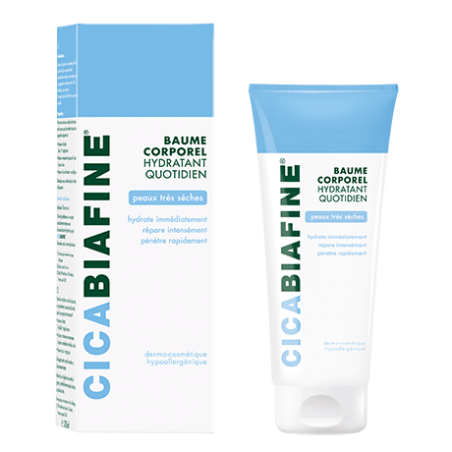 CICABIAFINE BAUME HYDRATANT CORPOREL QUOTIDIEN 200 ml BIAFINE