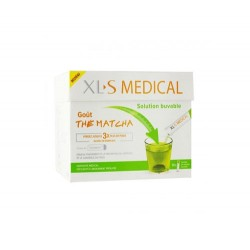 XLS MEDICAL THE MATCHA 90 SACHETS