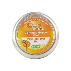 FORTE ROYAL GORGE MIEL GOMMES X24 FORTE PHARMA