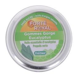 FORTE ROYAL GORGE EUCALYPTUS GOMMES X24 FORTE PHARMA