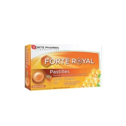 FORTE ROYAL GORGE MIEL PASTILLES X24 FORTE PHARMA