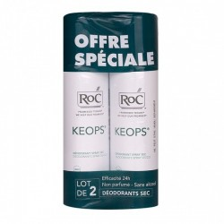 KEOPS DEODORANT SPRAY SEC 150ML ROC
