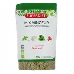 MIX MINCEUR BIO POUDRE 150G SUPER DIET