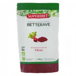 BETTERAVE BIO POUDRE 150G SUPER DIET