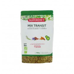 MIX TRANSIT BIO 150G SUPER DIET