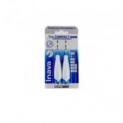 RECHARGE BROSSETTES INTERDENTAIRES TRIO COMPACT  1.5mm ISO4  INAVA
