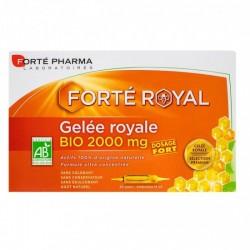 FORTE ROYAL GELEE ROYALE BIO 20 AMPOULES FORTE PHARMA