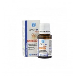 ERGY D PLUS 15ML NUTERGIA