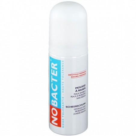 MOUSSE A RASER HOMME 150ML NOBACTER