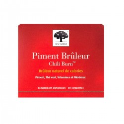 PIMENT BRULEUR 60 COMPRIMES...