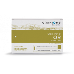 GRANIONS D' OR 0.2mg/2ml, solution buvable