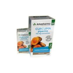 ARKOGELULES CURCUMA PIPERINE 130 + 40 GELULES ARKOPHARMA