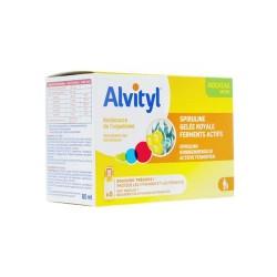 ALVITYL RESISTANCE DE L'ORGANISME 8 X 10ML