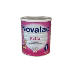 LAIT INFANTILE RELIA N° 1 800G 0-6mois NOVALAC