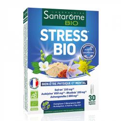 STRESS BIO 30 GELULES SANTAROME