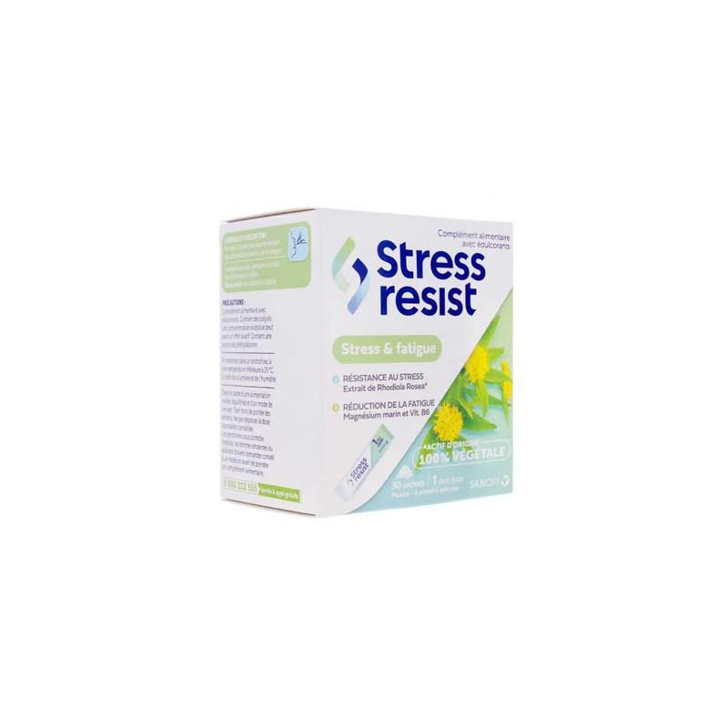 STRESS RESIST 30 SACHETS SANOFI