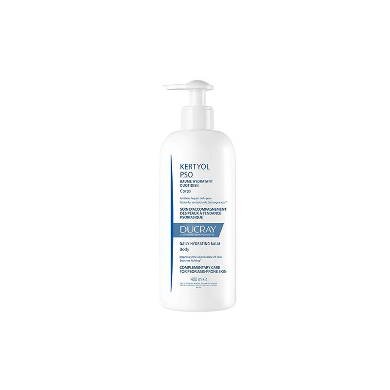 KERTYOL P.S.O. BAUME HYDRATANT QUOTIDIEN CORPS 200ML DUCRAY