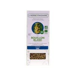 INFUSION BOUILLON BLANC BIO 50G L HERBOTHICAIRE
