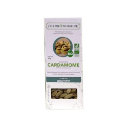 INFUSION CARDAMONE BIO 50G L HERBOTHICAIRE