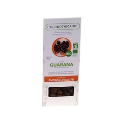 INFUSION GUARANA BIO 70G L HERBOTHICAIRE