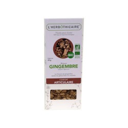 INFUSION GINGEMBRE BIO 60G L HERBOTHICAIRE