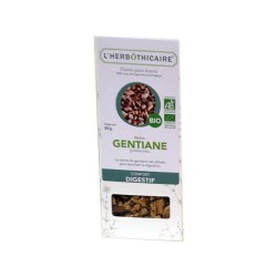 INFUSION GENTIANE BIO 80G L HERBOTHICAIRE