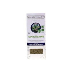INFUSION MARJOLAINE BIO 45G L HERBOTHICAIRE