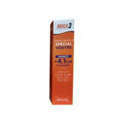 ANACA 3 CREME MINCEUR VENTRE 150ML NUTRAVALIA