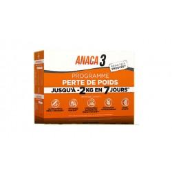 ANACA 3 PROGRAMME PERTE DE POIDS NUTRAVALIA