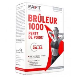 BRULEUR 1000 PERTE DE POIDS 60 COMPRIMES EAFIT