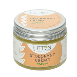 DEODORANT CREME  NATURE 50G HITTON