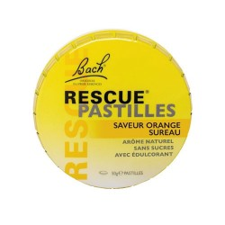 RESCUE PASTILLES ORANGE SUREAU BACH