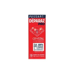 DEPARAZ PRO CRYSTAL LOTION ANTI POUX EXPRESS 100ML
