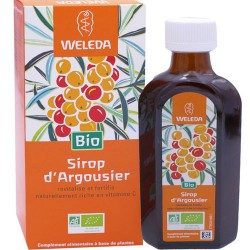 SIROP D'ARGOUSIER WELEDA FLACON 250 ML