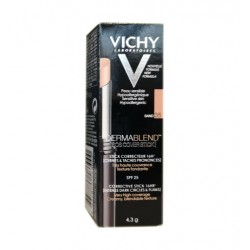 DERMABLEND STICK SOS COVER 35 TEINTE SAND - 4.5G VICHY