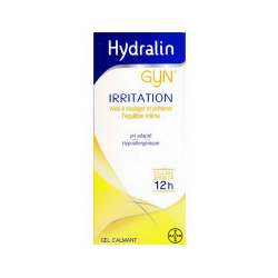 SOIN INTIME IRRITATION  400ML HYDRALIN GYN